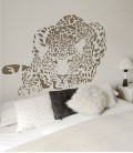 VINILO DECORATIVO LEOPARDO