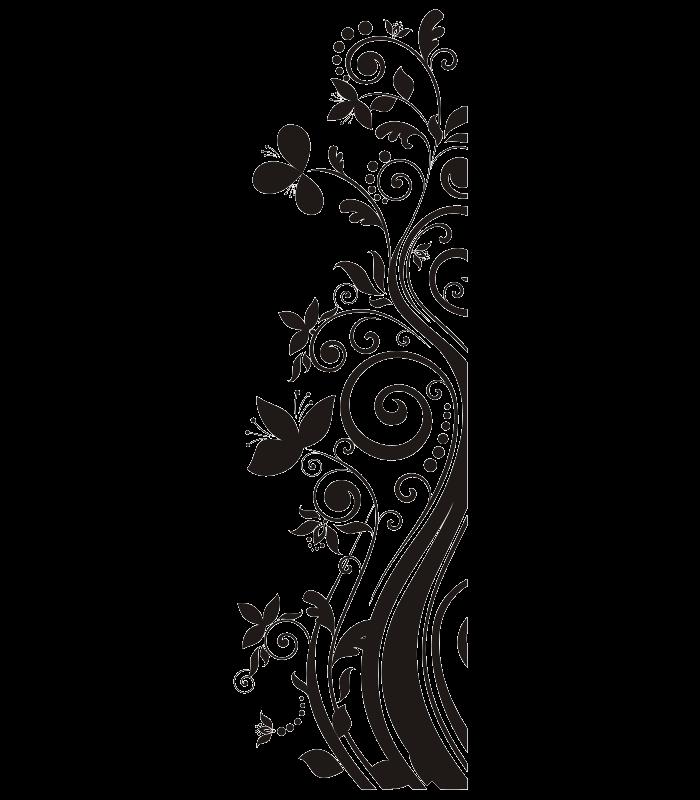 Dise os de vinilos decorativos para imprimir casa dise o Plantillas decorativas ikea