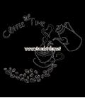 VINILO DECORATIVO COCINA COFFEE TIME