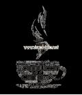 VINILO DECORATIVO COCINA TEXTO TAZA DE CAFES